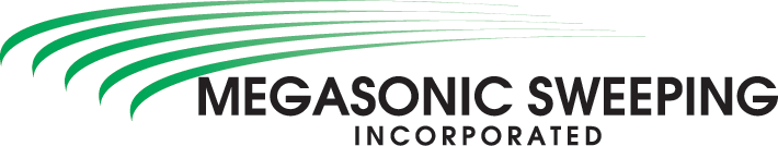 Megasonic Sweeping Logo